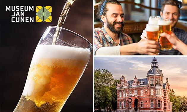 High beer (5 herfstbieren + hapjes) bij Café Cunen