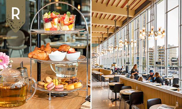 High tea + feestelijk aperitief in hartje Eindhoven