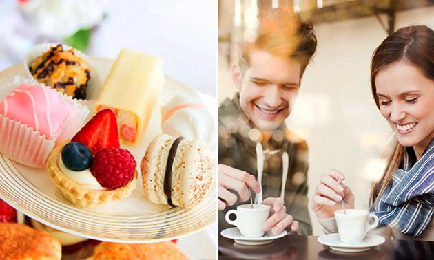 High tea in hartje Roosendaal