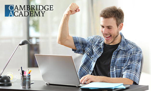 Online Englisch Kurs (12, 24 oder 36 Monate)