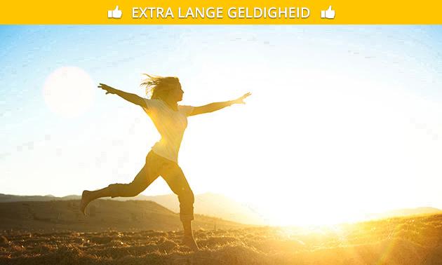 Energetische healing op afstand