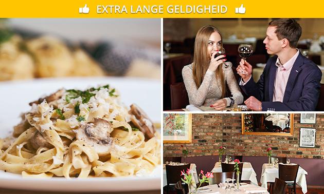 Zum Abholen: 3-Gänge-Menü vom Restaurant Carpaccio