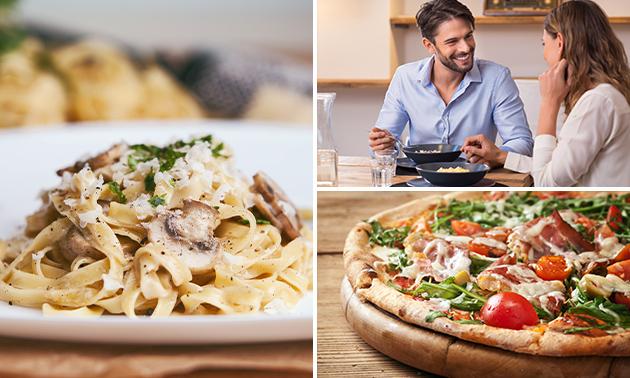 Zum Abholen: 4-Gänge-Menü vom Restaurant Carpaccio