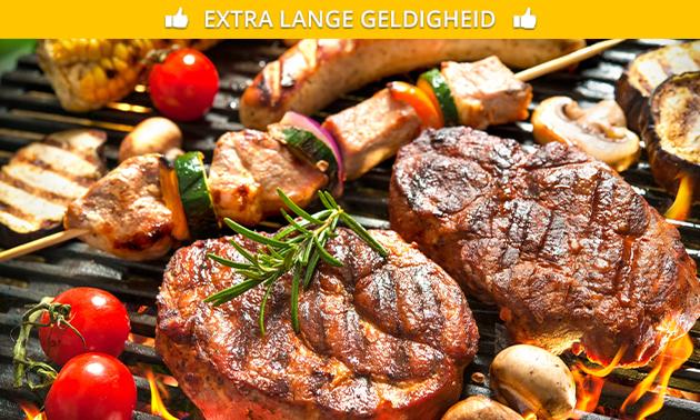 Afhalen: BBQ-pakket voor 2 of 4 personen
