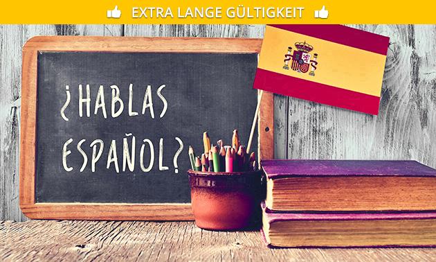 Spanisch-Onlinekurs