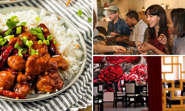 Reistafel nach Wahl im China Restaurant Lee Lee Tan