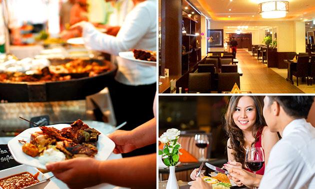 China Restaurant Lin Garten All You Can Eat Buffet Spare 37 In