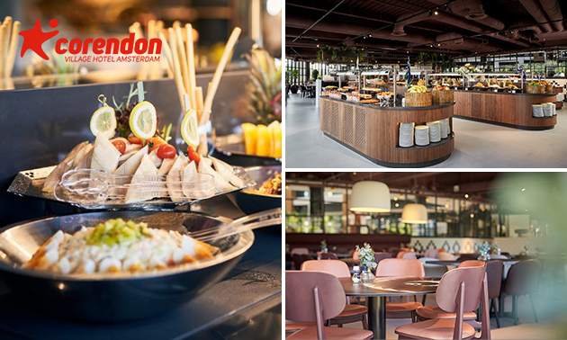 All-You-Can-Eat & Drink bij Corendon Hotel