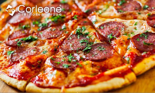 Zum Abholen: Pizza nach Wahl