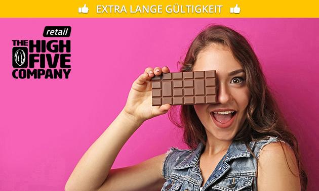 Wertgutschein für Craft Chocolate Shop Webshop