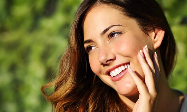 Tandenbleekbehandeling (45 min)