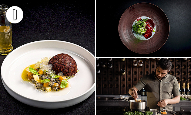Afhalen: gastronomisch 4-gangendiner bij Daalder