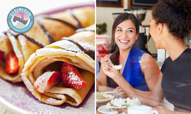 All-You-Can-Eat pannenkoeken bij De Bolle Buik