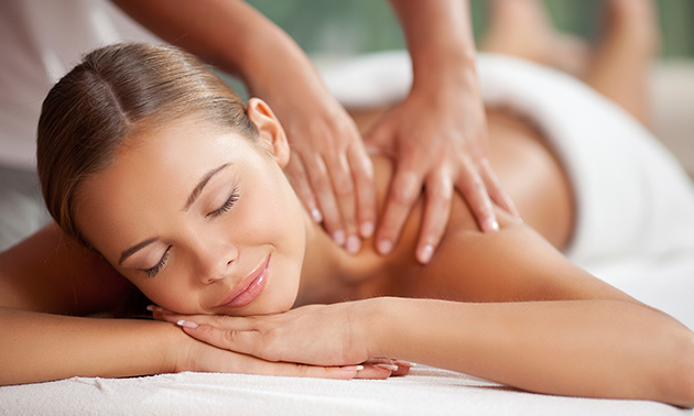 Massage of verwenbehandeling (30, 45 of 60 min)