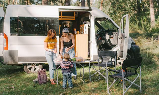 1, 2, 3 oder 4 Nächte Camping in Nord-Limburg