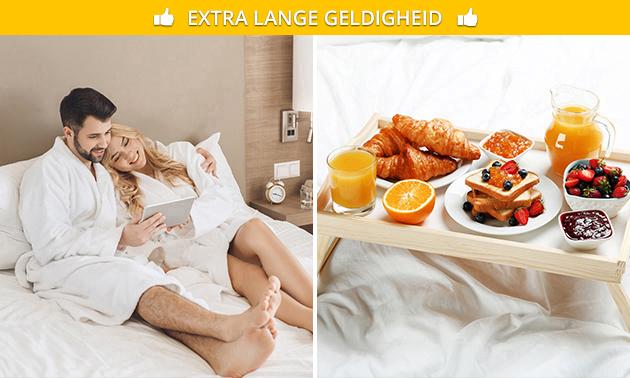 2 Übernachtungen + Frühstück für 2 beim Amstelmeer