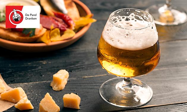 Thuisbezorgd of afhalen: bierpakket (6 stuks)