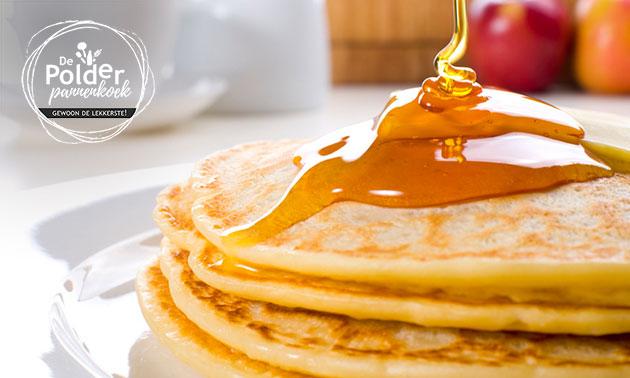 All-You-Can-Eat pannenkoeken bij De Polderpannenkoek