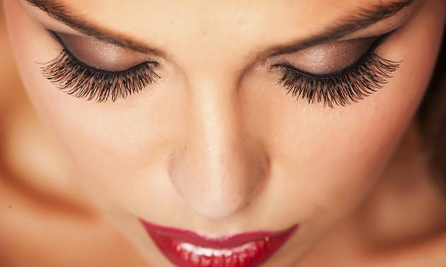 Eyelashing of wimperextensions