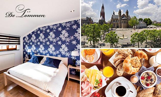 Übernachtung(en) + Frühstück + Sekt für 2 in Limburg