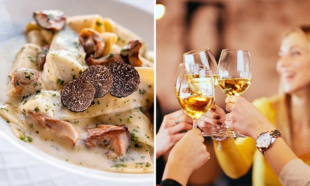 Afhalen: truffel-kookpakket voor 2-6 personen
