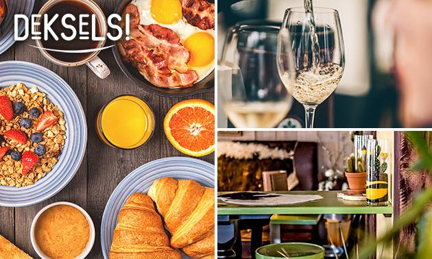 Thuisbezorgd of afhalen: (luxe) ontbijtmand bij Deksels