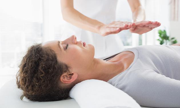 Reikibehandeling(en) (à 60 min)