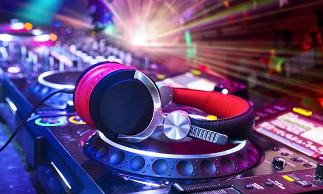 Professionele DJ-les van (1 of 3 uur)