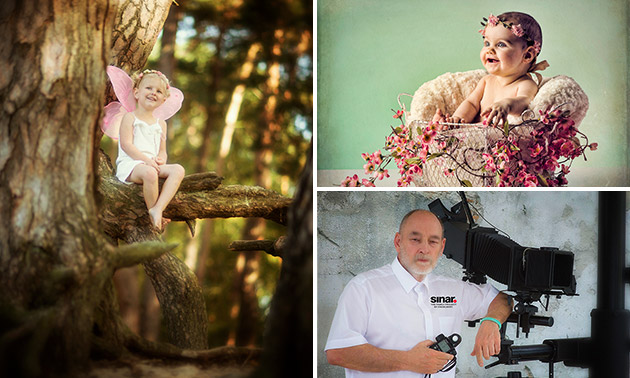 Fotoshoot voor 5 tot 10 pers. + evt. 3 afdrukken