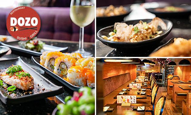 All-You-Can-Eat sushi en grillgerechten in hartje Den Haag