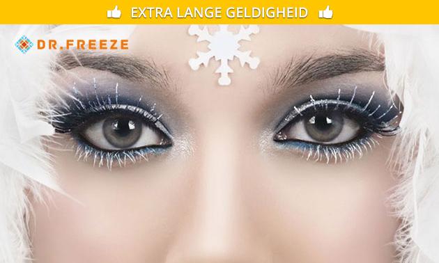 Cryoair-gezichtsbehandeling bij Dr. Freeze