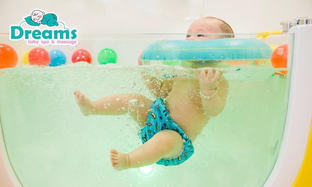 Floatsessie voor je baby