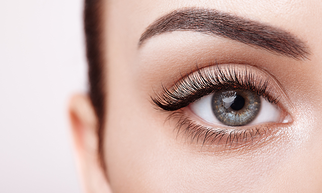 Wimperlift of wimperextensions