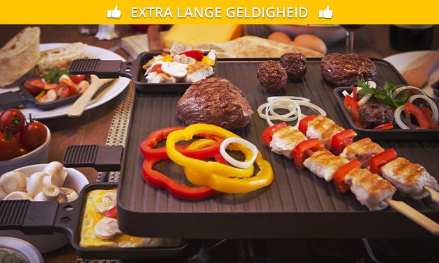 Afhalen: gourmetschotel