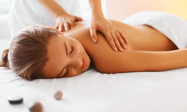 Aroma-massage(s) (45 min)