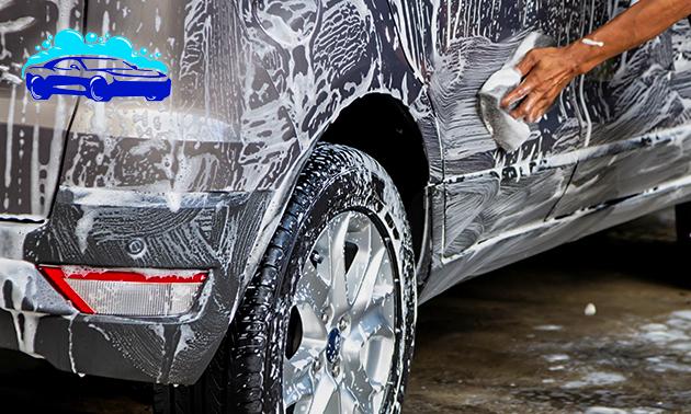 Außenwäsche und Innenreinigung für Dein Auto