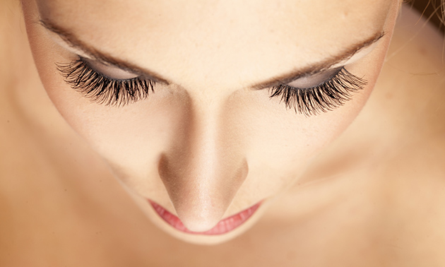 Wimperextensions one by one + evt. refill