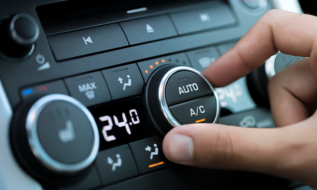 PKW Klimaanlagen-Check