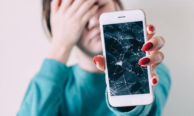 IPhonereparatie bij jou thuis