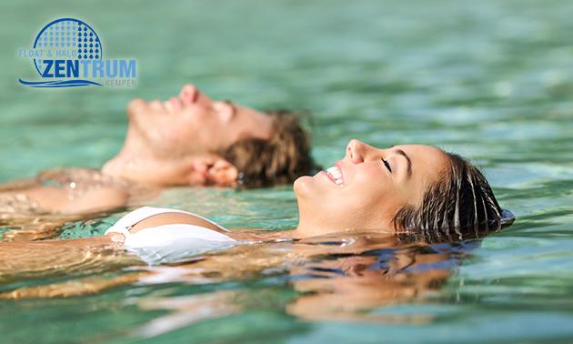 Wellnessarrangement (2,5 uur) incl. floaten