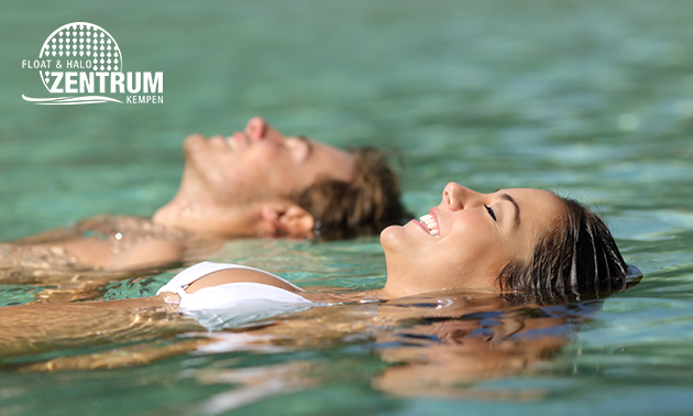 Wellnessarrangement (ruim 3 uur) incl. floaten