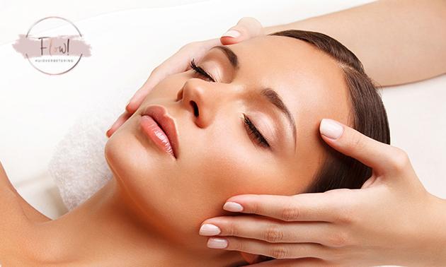 Gezichtsbehandeling incl. huidscan (60 min)