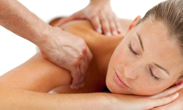 Ontspannings- of sportmassage (60 min)