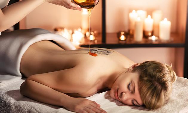 Honigmassage Soft oder Intensiv (75 Minuten)