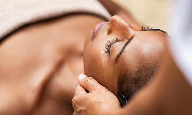 Dyen-Massage nach Wahl (60 Minuten)