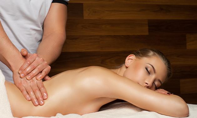 Massage naar keuze (45 of 90 min)