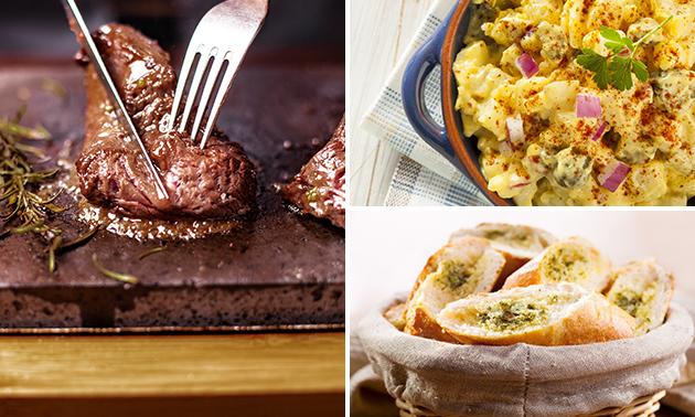 Afhalen: compleet gourmetpakket van Gonzales