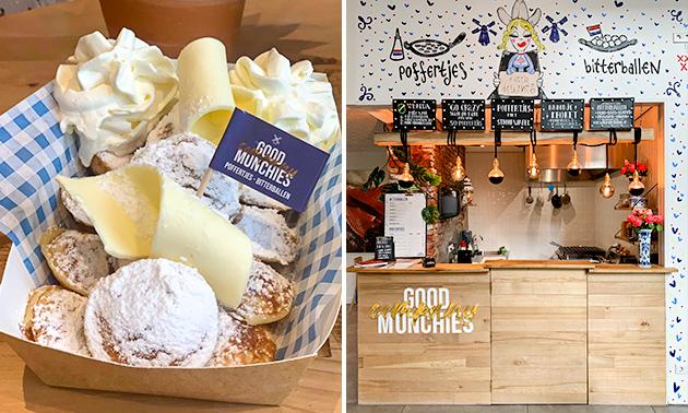 Afhalen: 10 poffertjes bij Foodhall Breda in hartje centrum