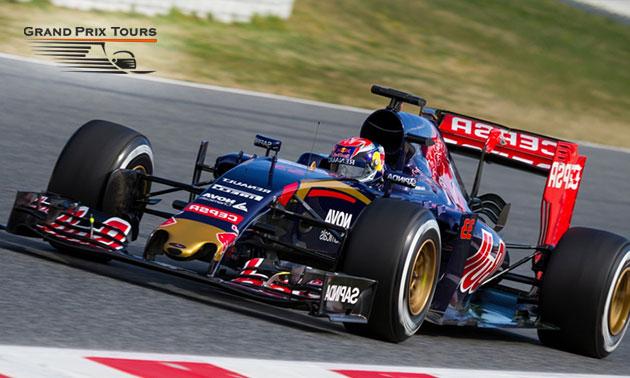Ticket für den Formel 1 Grand Prix von Belgien