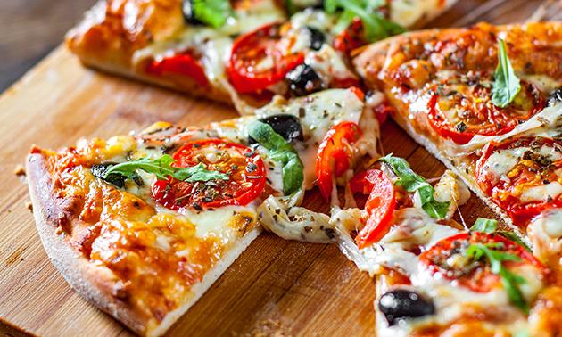 3-Gänge-Menü bei Pizzeria Grande Milano am Heumarkt